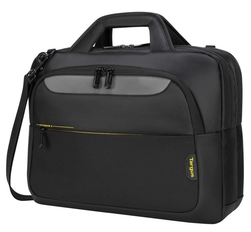 Targus CityGear 12-14 Topload Laptop Case Black