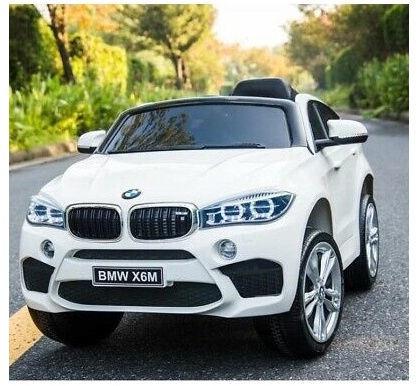 BMW X6M 2199 White WDJJ2199