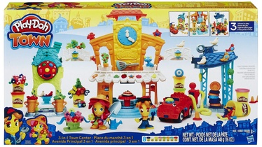 Hasbro PlayDoh Town 3-In-1 Town Center B5868
