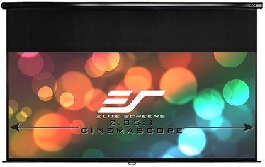Projektoriaus ekranas Elite Screens M100UWH Manual Screen