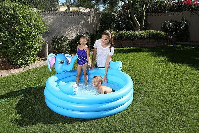 Bestway Elephant Spray Pool 53048