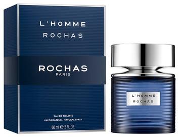 Tualetes ūdens Rochas L'Homme Rochas 60ml EDT
