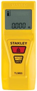 Stanley TLM65 True Laser Measure 20m