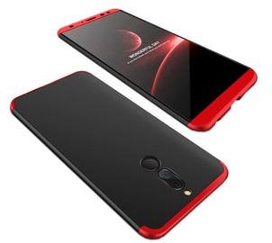 Hurtel 360 Protection Full Body Cover For Huawei Mate 10 Lite Black/Red