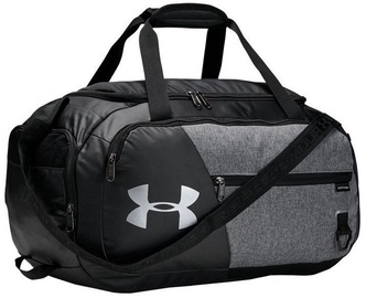 Under Armour Undeniable 4.0 Small Duffle 1342656-040 Grey/Black