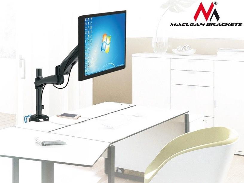 """Maclean MC-669B Desk Mount 13""""-27"""""""