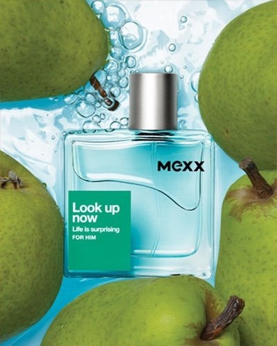 Mexx Look Up Now 50ml EDT