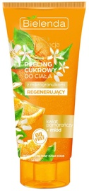 Bielenda Personal Care Regenerating Body Sugar Scrub Honey + Orange 200ml