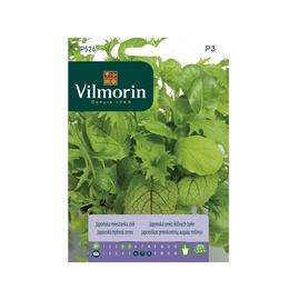 Japānas garšaugu mix sēklas Vilmorin, 0.5 g