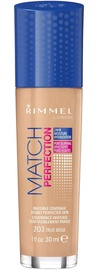 Rimmel London Match Perfection Foundation SPF20 30ml 203