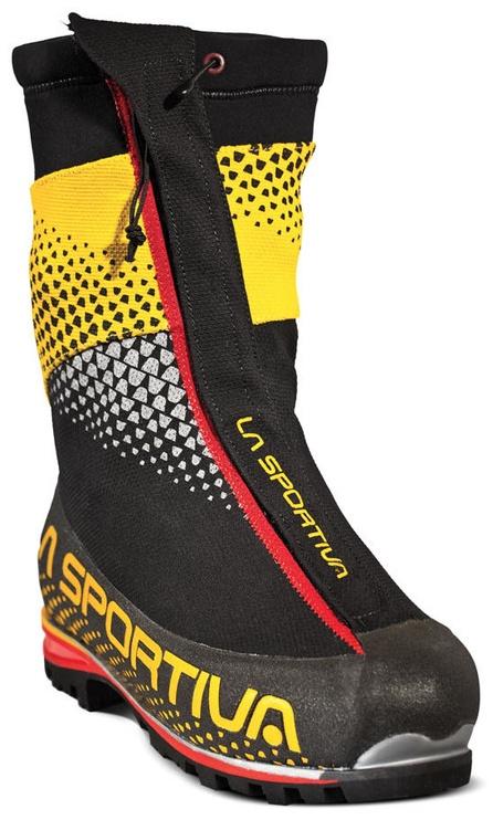 La Sportiva G2 SM Black Yellow 46
