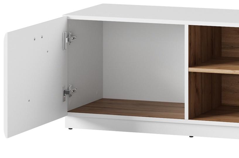 Televizoriaus staliukas Wood, 155 x 44 x 40 cm