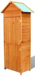 Dārza kaste VLX Garden Storage Cabinet 41650, 490 mm x 790 mm x 1900 mm