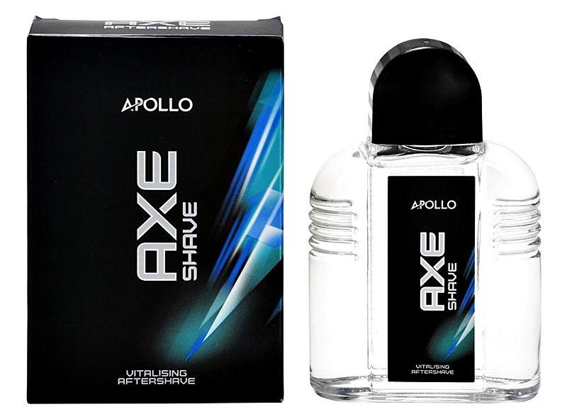 Pēc skūšanās losjons Axe Apollo, 100 ml