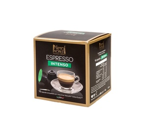 Kavos kapsulės Neronobile Dolce Gusto® Espresso Intenso 16 vnt.