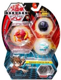 Spin Master Battle Planet Bakugan Starter Pack Pyrus Gorthion