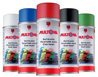 Multona Car Paint 402 Red