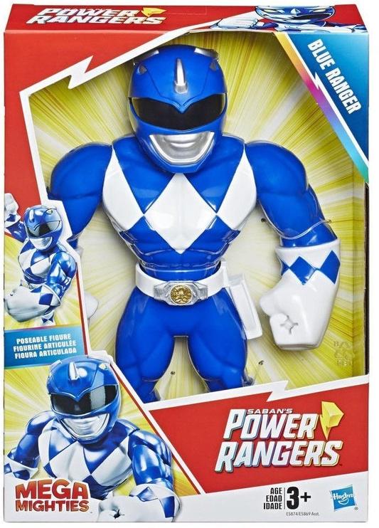 Hasbro Sebans Power Rangers Mega Mighties Blue Ranger