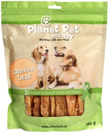 Planet Pet Society Chicken Leaf 160g