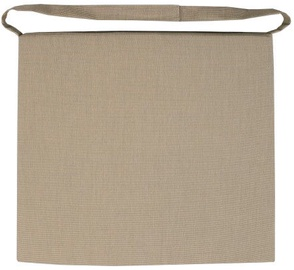 Home4you Chair Cover Wicker 2-3 48x46x3cm Beige