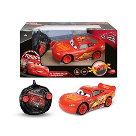 Rotaļlieta RC auto CARS 3McQueen sarkans