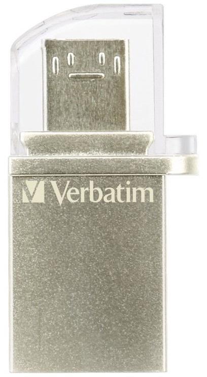 Verbatim OTG Micro Drive Dual 64GB