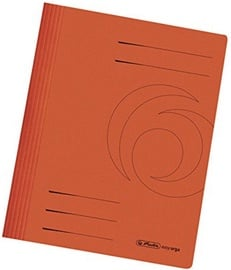Herlitz Flat File 11037009 Orange