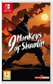 Игра Nintendo Switch 9 Monkeys of Shaolin SWITCH
