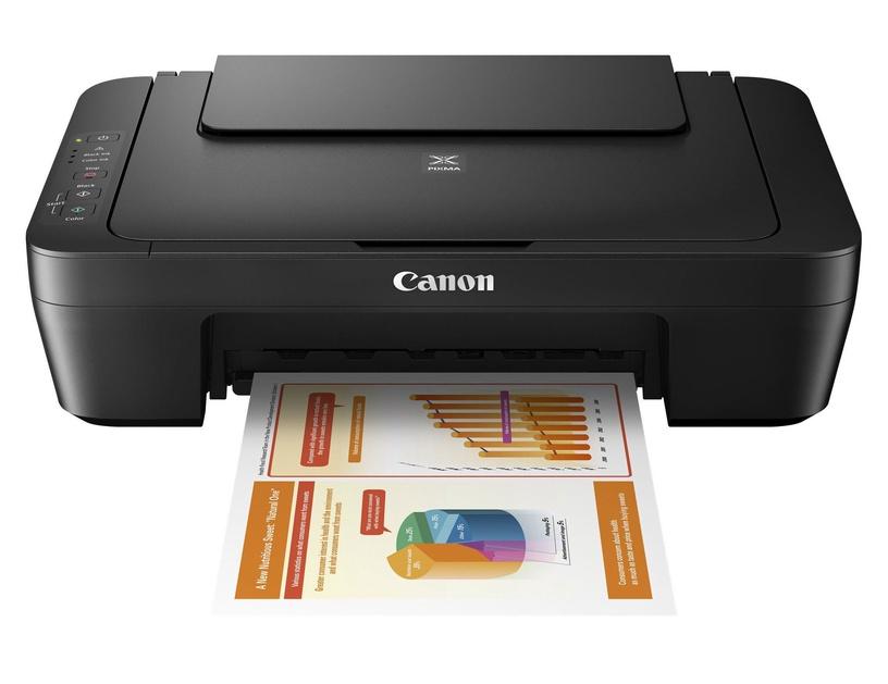 Многофункциональный принтер Canon Pixma MG2555S, струйный, цветной
