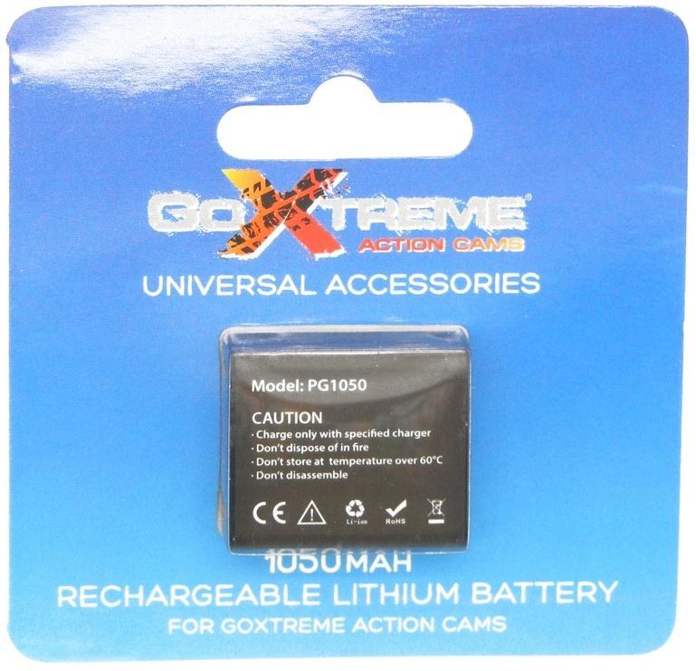 GoXtreme Battery for Rallye / Enduro / Endurance / Discovery / Pioneer