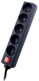 Tracer Surge Protector Black 3m