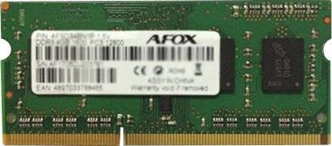 Оперативная память (RAM) AFox 8GB 1333MHz DDR3 SODIMM AFSD38AK1L