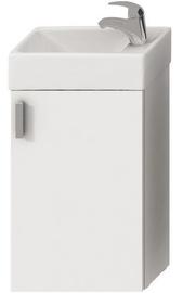 Шкаф для ванной Jika Petit 40 cm White