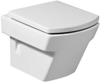 Roca Hall Compact WC White