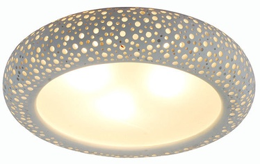 Verners Concreto 5 Ceiling Lamp 4x60W E27 White