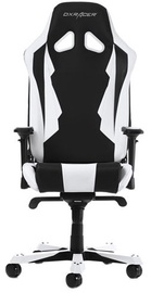 DXRacer Sentinel S28-NW Gaming Chair Black/White