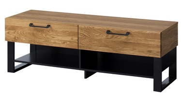 Szynaka Meble Mosaic 24 TV Table Oak/Black
