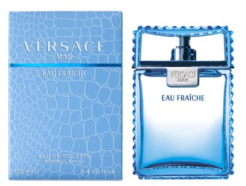Tualetinis vanduo Versace Man Eau Fraiche 100 ml EDT