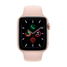 Išmanusis laikrodis Apple Watch 5 Gold 44mm