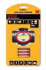 LED PEALAMP KODAK 5W 300LM IP62