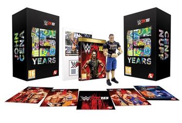 WWE 2K18 Cena Edition PS4