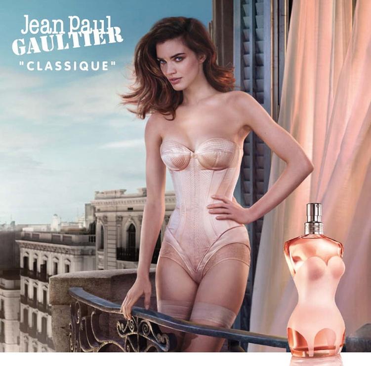 Подарочный набор для женщин Jean Paul Gaultier Classique 100ml EDT + 75ml Body Lotion + 6ml EDT