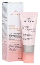 Paakių kremas Nuxe Creme Prodigieuse Boost Multi Correction Eye Balm Gel, 15 ml