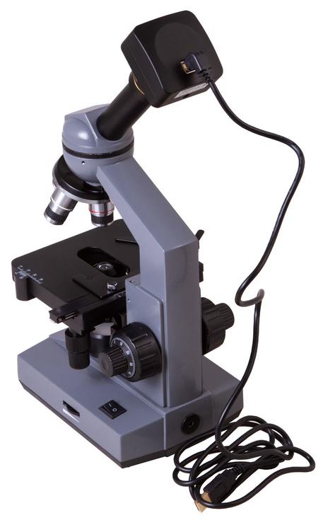 Levenhuk D320L PLUS 3.1M Digital Monocular Microscope