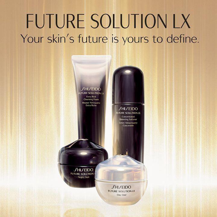 Shiseido Future Solution LX Total Radiance Foundation 30ml B20
