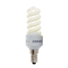 Kompaktinė liuminescencinė lempa Osram T3, 9W, E14, 2500K, 430lm