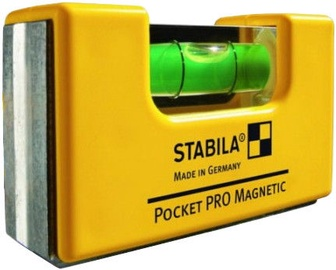 Stabila Pro Magnetic Pocket Level