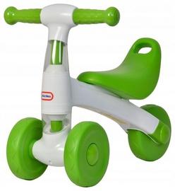 Little Tikes Bicycling Bike Ride Walker Green