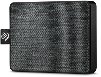 Seagate One Touch 1TB External SSD Black