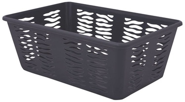 BranQ Basket Zebra2 Gray